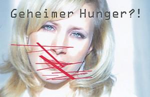 geheimer Hunger